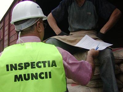 Control inspecţia muncii