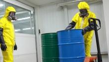 Echipamente pentru protecţia chimică