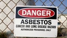 Precauţii privind expunerea la azbest