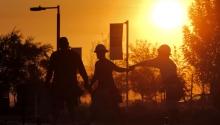 Măsuri de protecţia muncii pe perioada caniculei