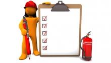 Modificări ale legii privind apărarea împotriva incendiilor