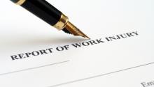Cercetarea și înregistrarea accidentelor de muncă