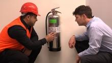 Instruirea angajaților pentru situații de urgență