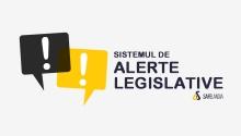 Lansăm Sistemul de alerte legislative Safelandia!