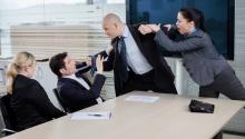 Cum să previi violența la locul de muncă?
