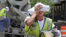 Protecția lucrătorilor în perioade cu temperaturi extreme
