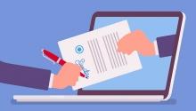 Instruirea SSM poate fi acum semnată și electronic